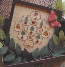 Bees and Trees by Annalee Waite Designs #2A