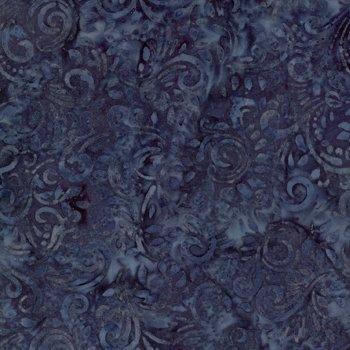 RAYON - PHOENIX - MAJESTIC BLUE