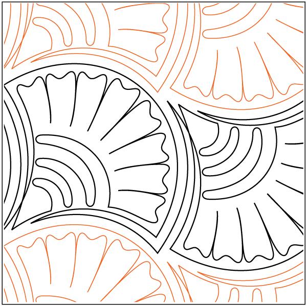 Turkish Tiles #2 Pantograph