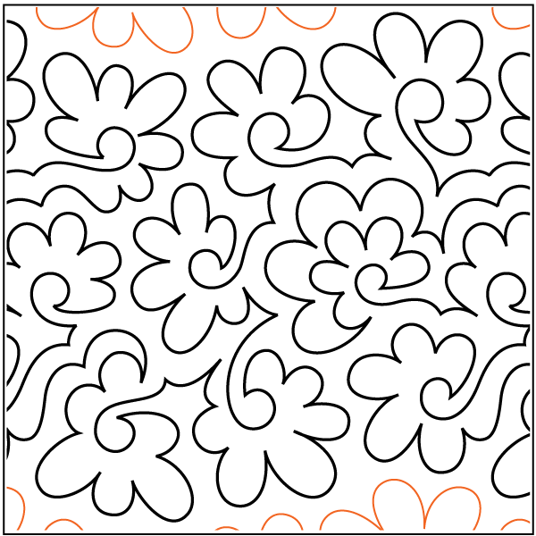 WHOLE LOTTA DAISIES PANTOGRAPH