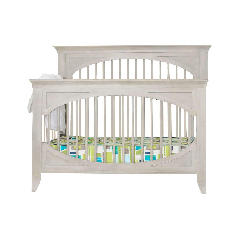 Milkstreet   Cameo   4-in-1 Oval Convertible Crib