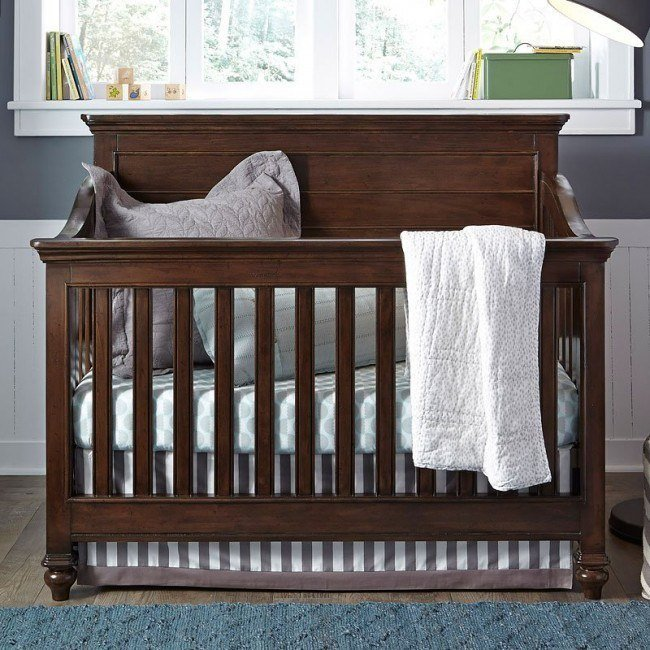 Smartstuff | Paula Deen Kids | Guys 3pc Set (Crib/Double Dresser/Chest)