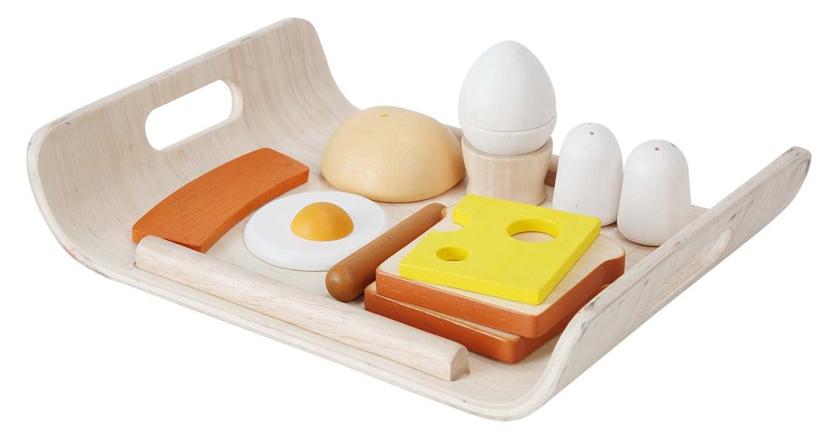 Plan Toys | Breakfast Menu