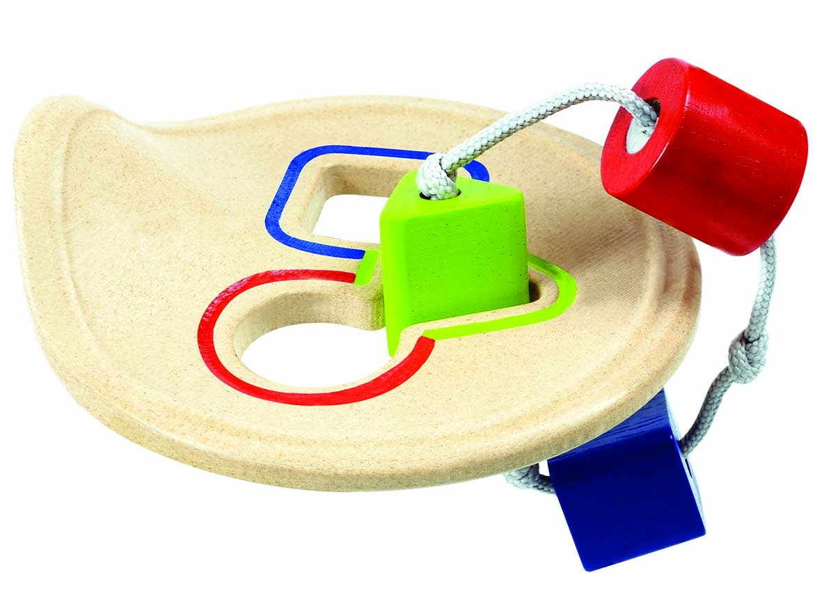 Plan Toys | First Shape Sorter