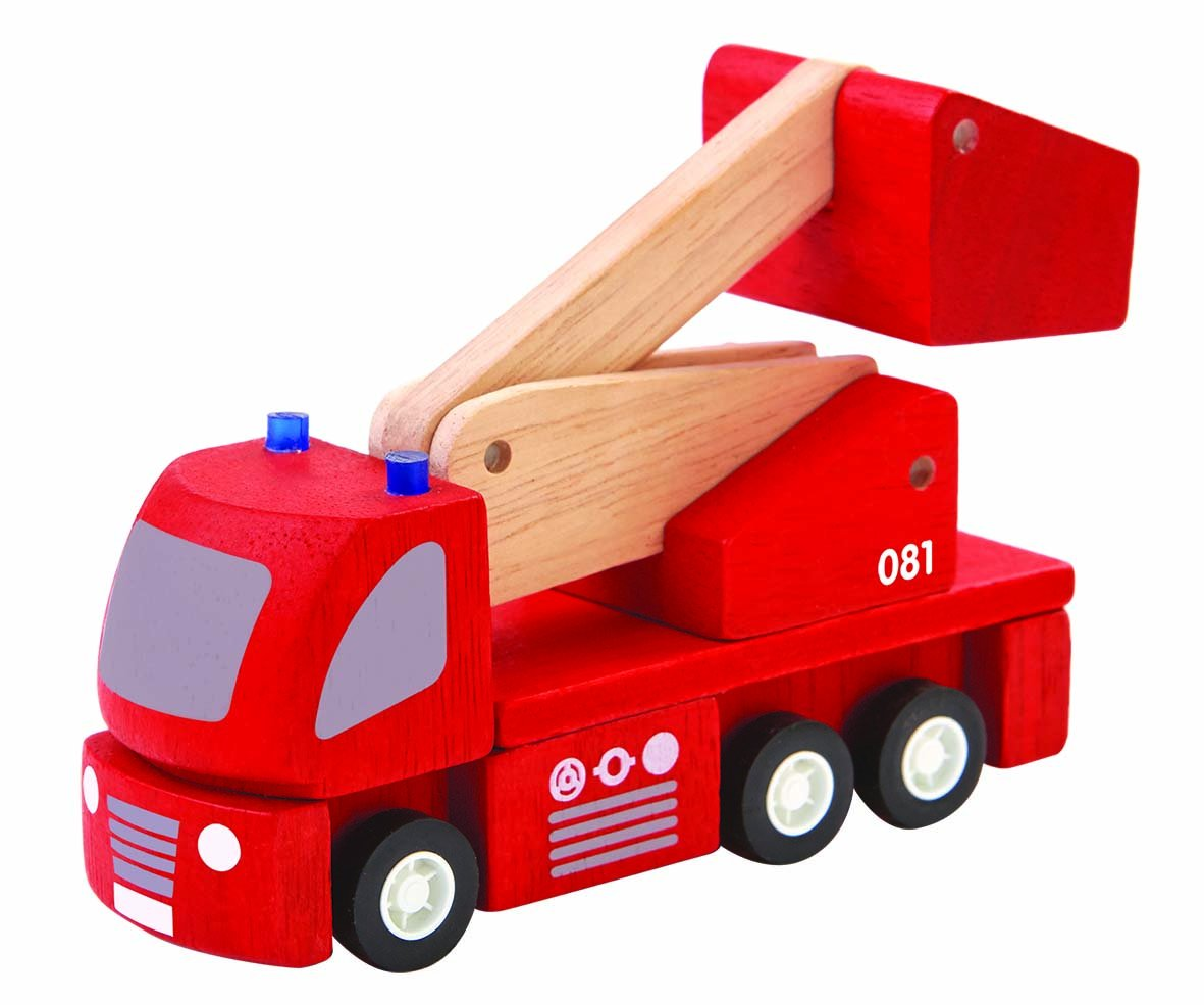 Plan Toys | Fire Engine