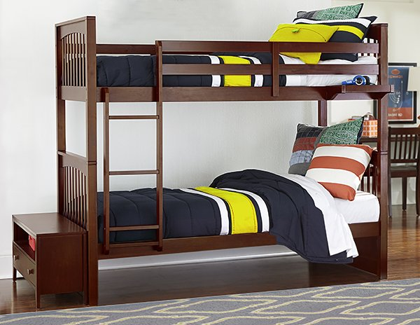NE Kids | Pulse | Twin/Twin Bunk Bed