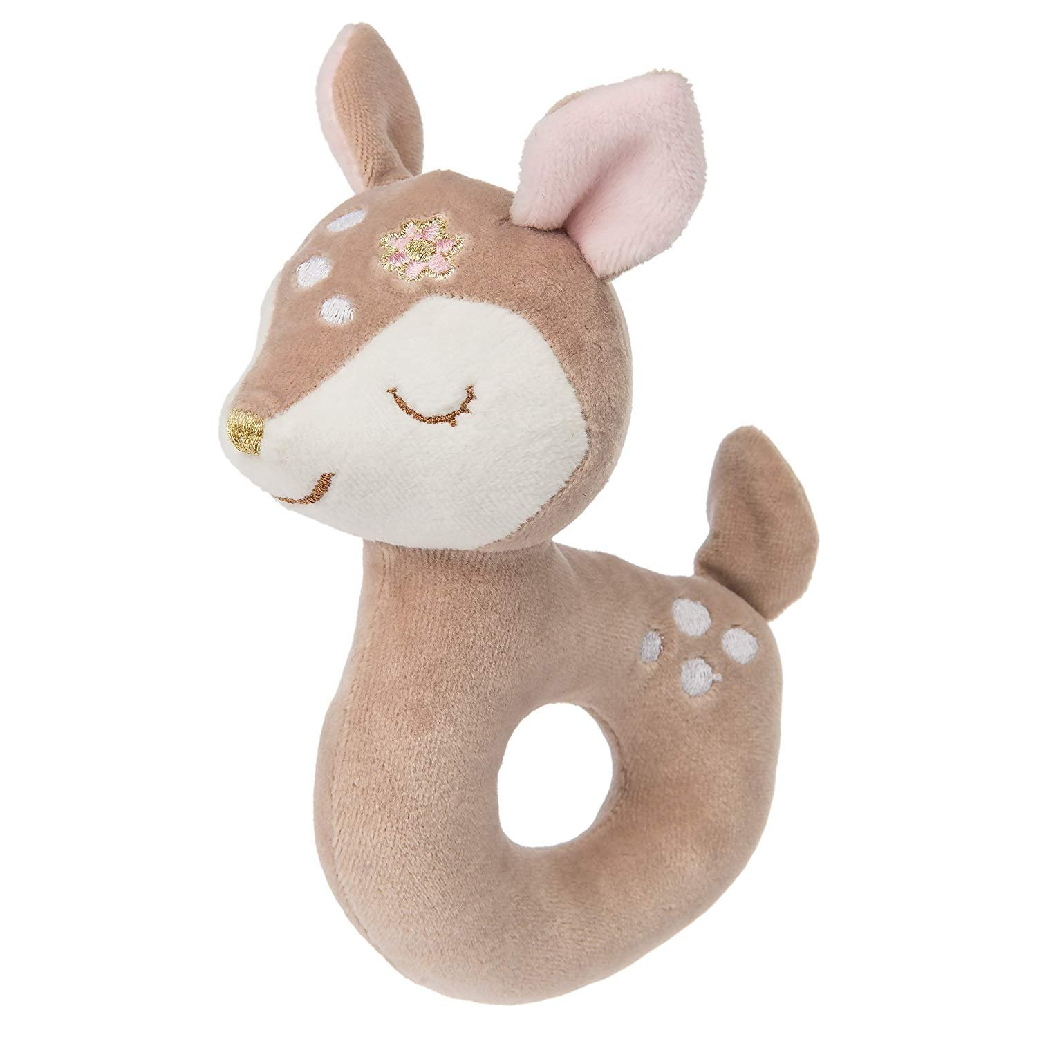 Mary Meyer | Itsy Glitzy Fawn | Rattle