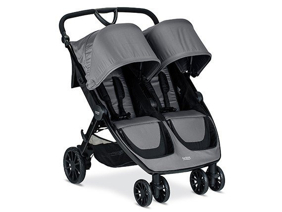 Britax | B-Lively Double Stroller