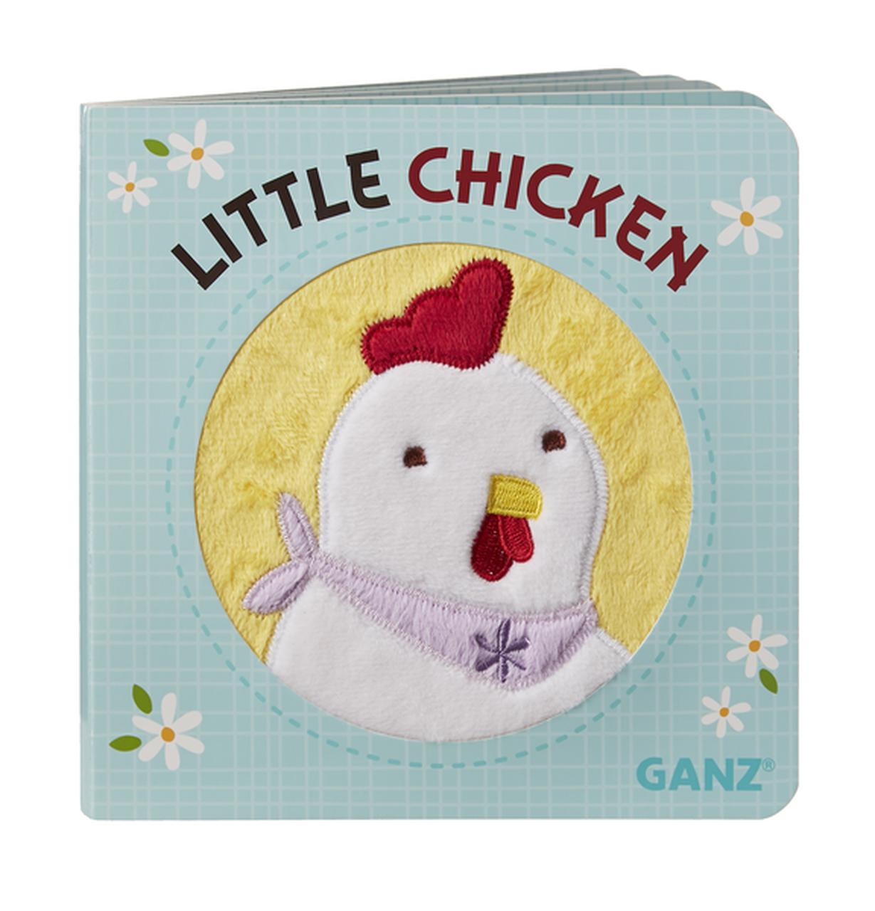 Ganz | Little Chicken Book
