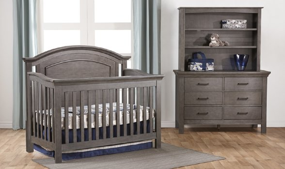 Pali | Como | Curved Crib