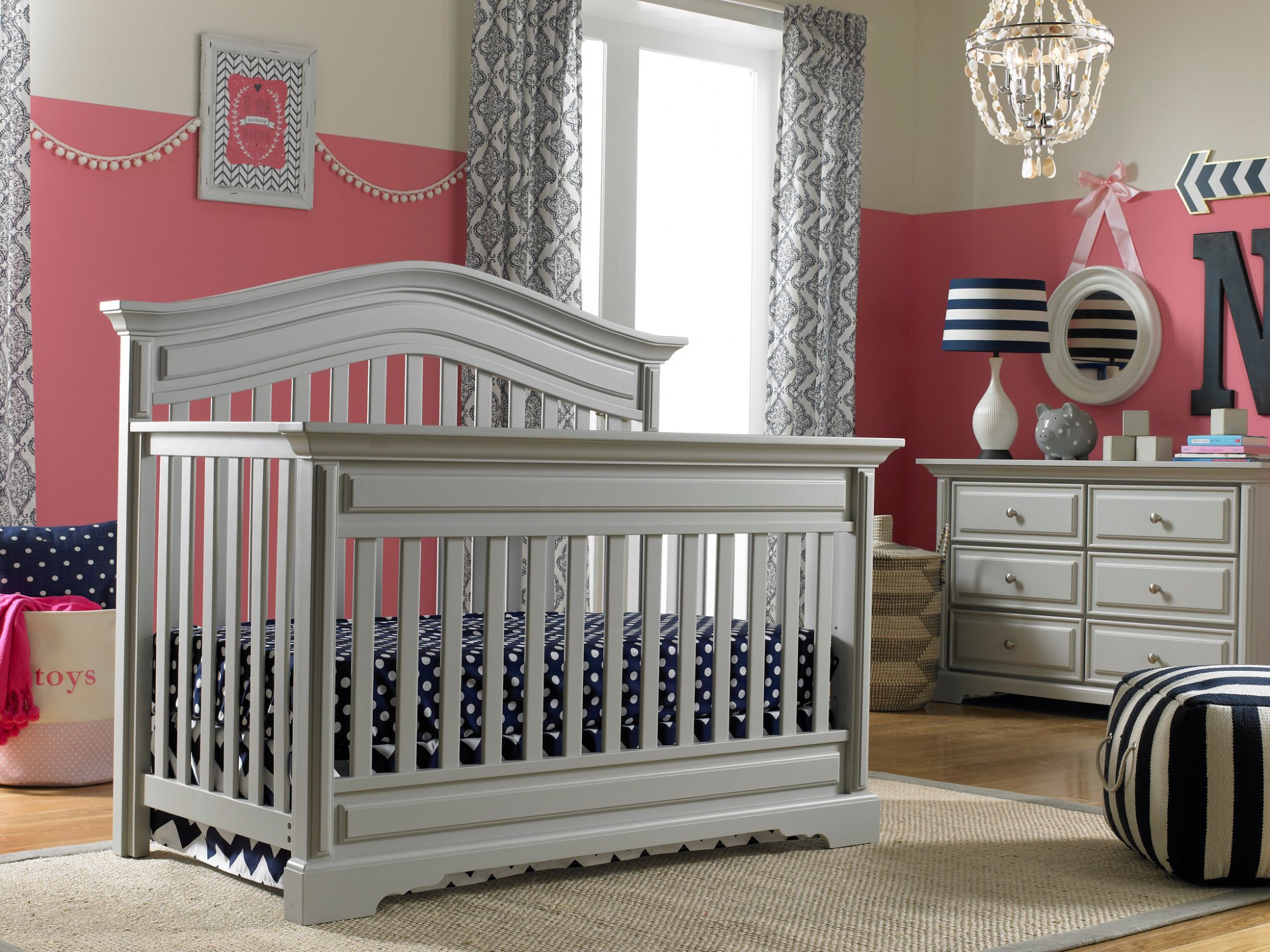 Dolce | Venezia | Convertible Crib
