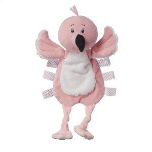 Ganz | Cora Flamingo Crinkle