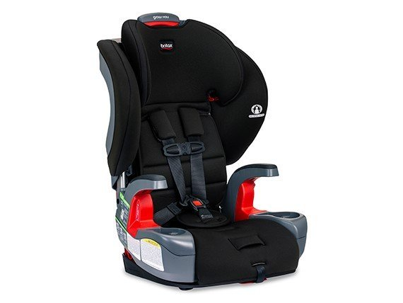 Britax | Grow With You | Combination Harness to Booster Seat