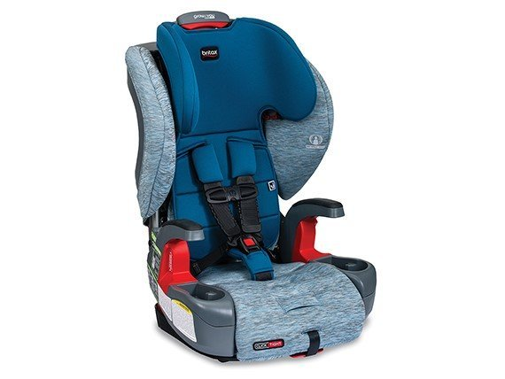 Britax | Grow With You ClickTight | Combination Harness to Booster Seat