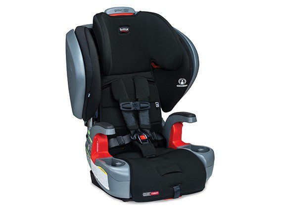 Britax | Grow With You ClickTight Plus | Combination Harness to Booster Seat