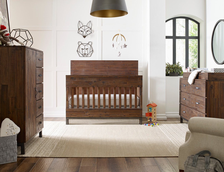 Ellen Degeneres   Greystone   Convertible Crib