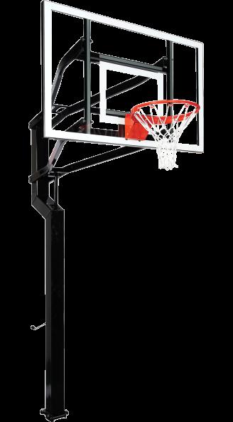 Goalsetter | Captain | Basketball Goal