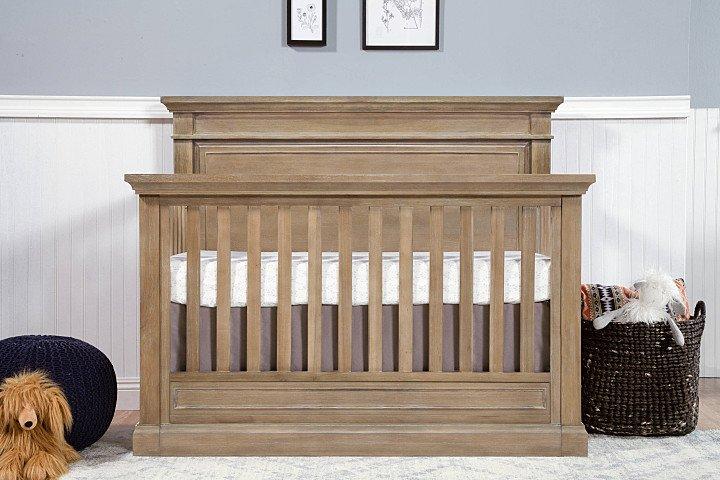 Franklin & Ben | Claremont | 4-in-1 Convertible Crib