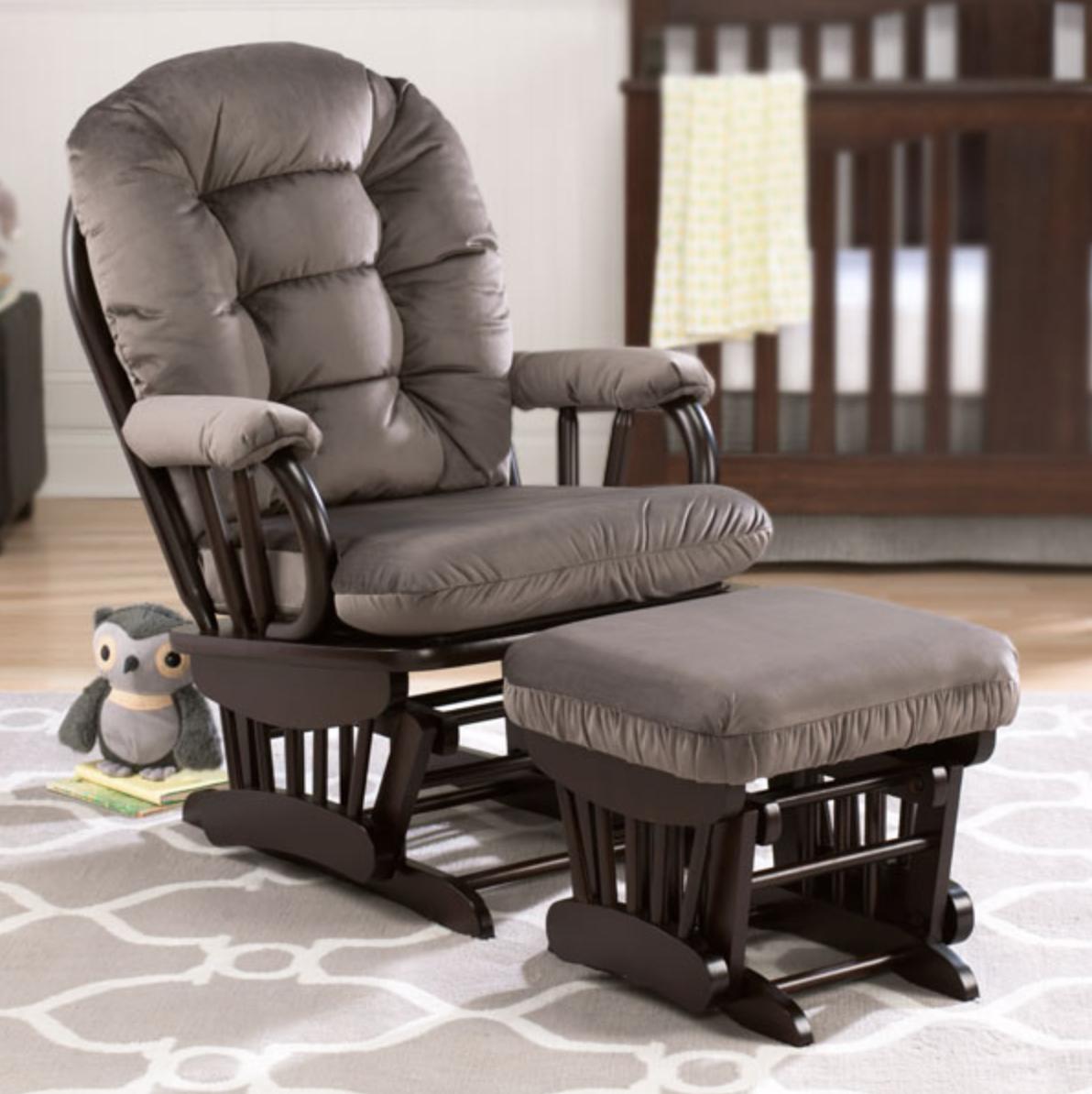 Awesome Best Chairs Sona Glide Rocker Ottoman Ibusinesslaw Wood Chair Design Ideas Ibusinesslaworg