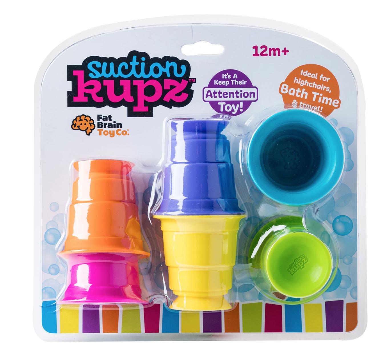 Fat Brain Toys | Suction Kupz