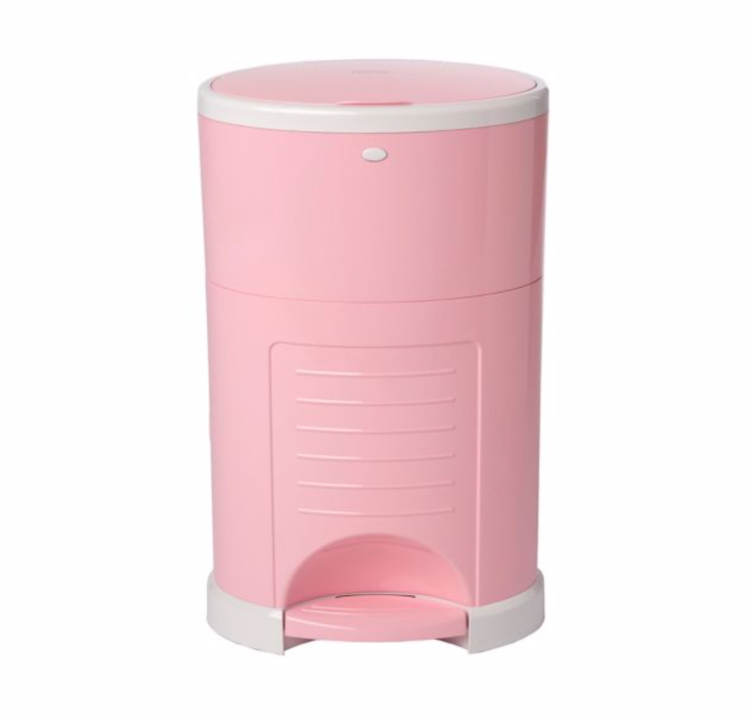 Diaper Dekor Plus | Hands Free Diaper Pail