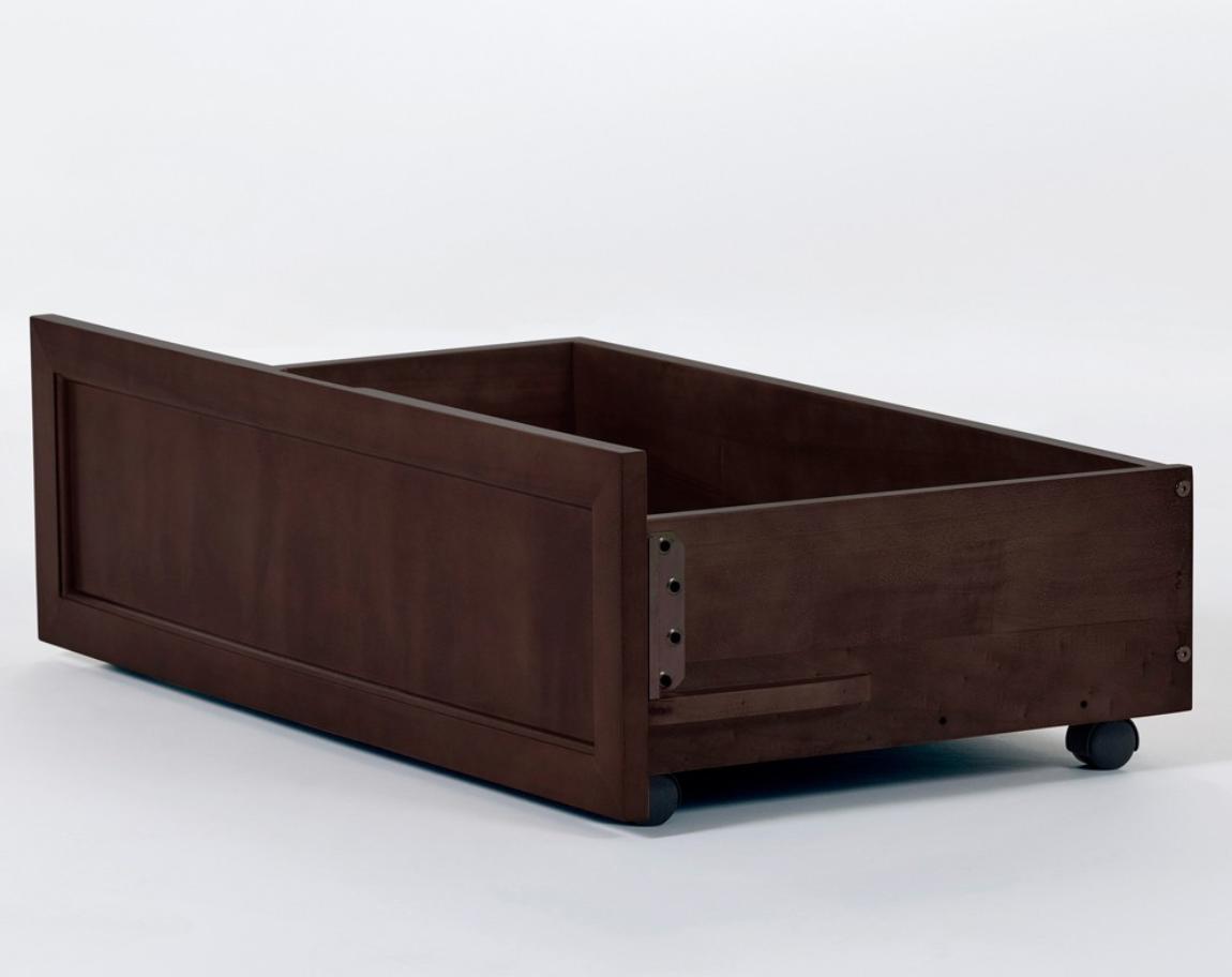 NE Kids | Schoolhouse | Storage Drawers (Chocolate)