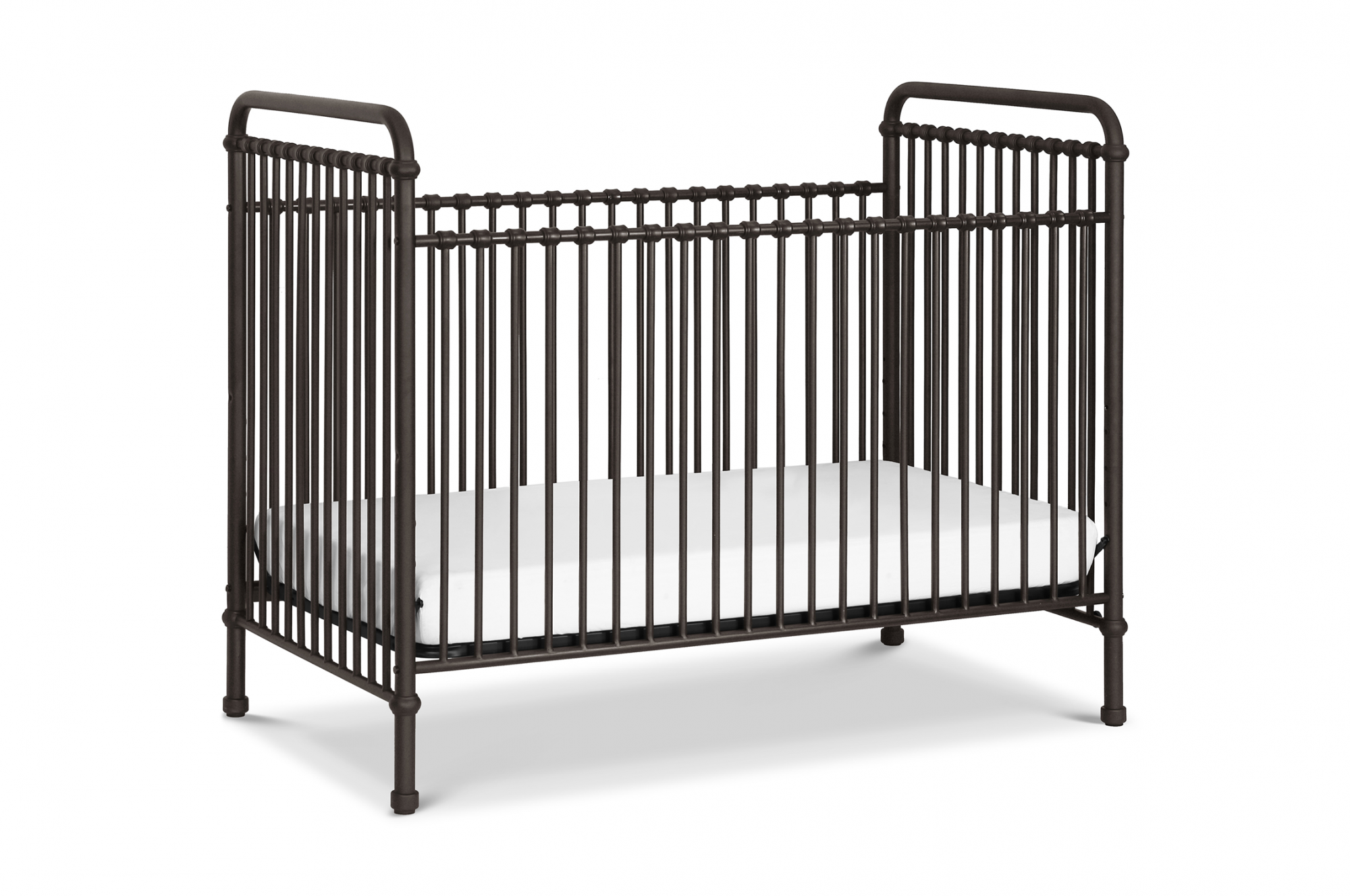 Million Dollar Baby | Abigail | 3-IN-1 Convertible Crib