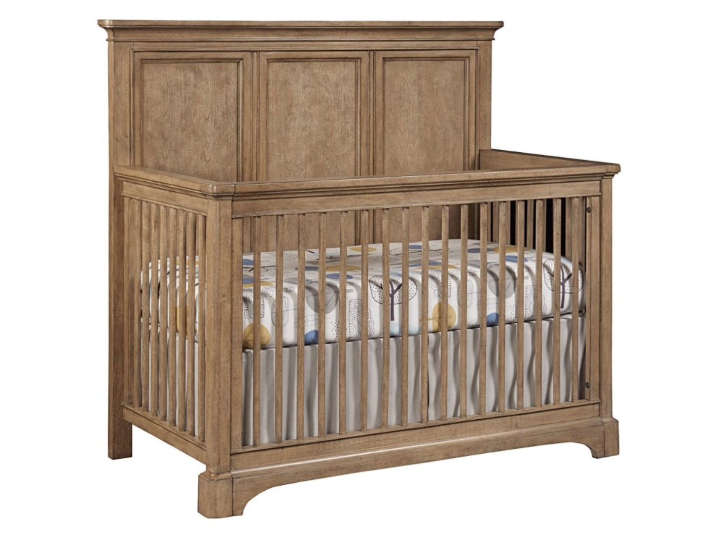 Stone & Leigh | Chelsea Square | Built to Grow Crib