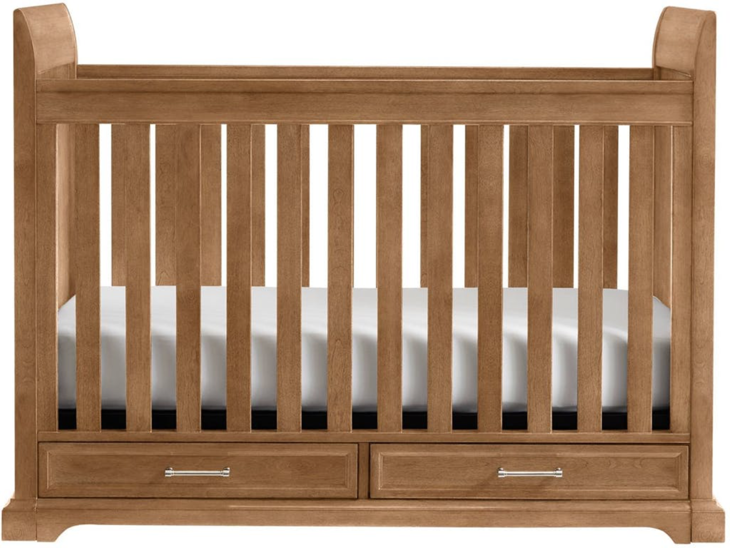 Stone & Leigh   Chelsea Square   Stationary Crib