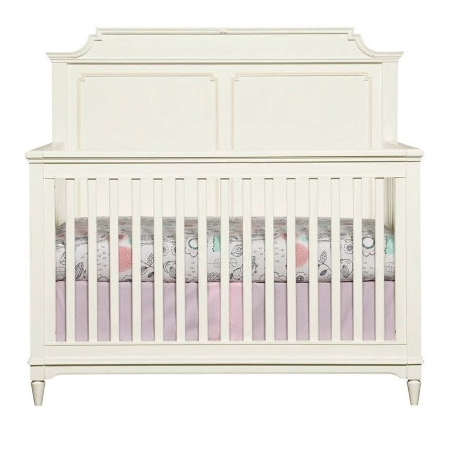 Stone & Leigh | Clementine Court | Built to Grow Crib