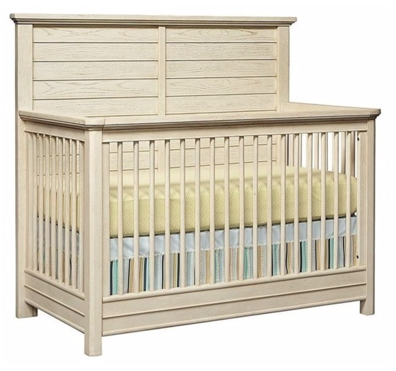 Stone & Leigh | Driftwood Park | Built to Grow Crib