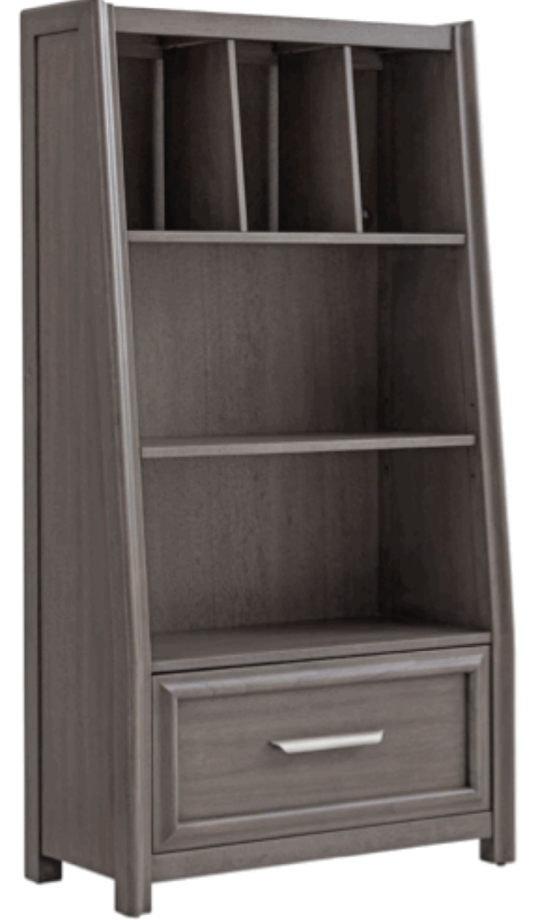Smartstuff | Grey | Bookcase
