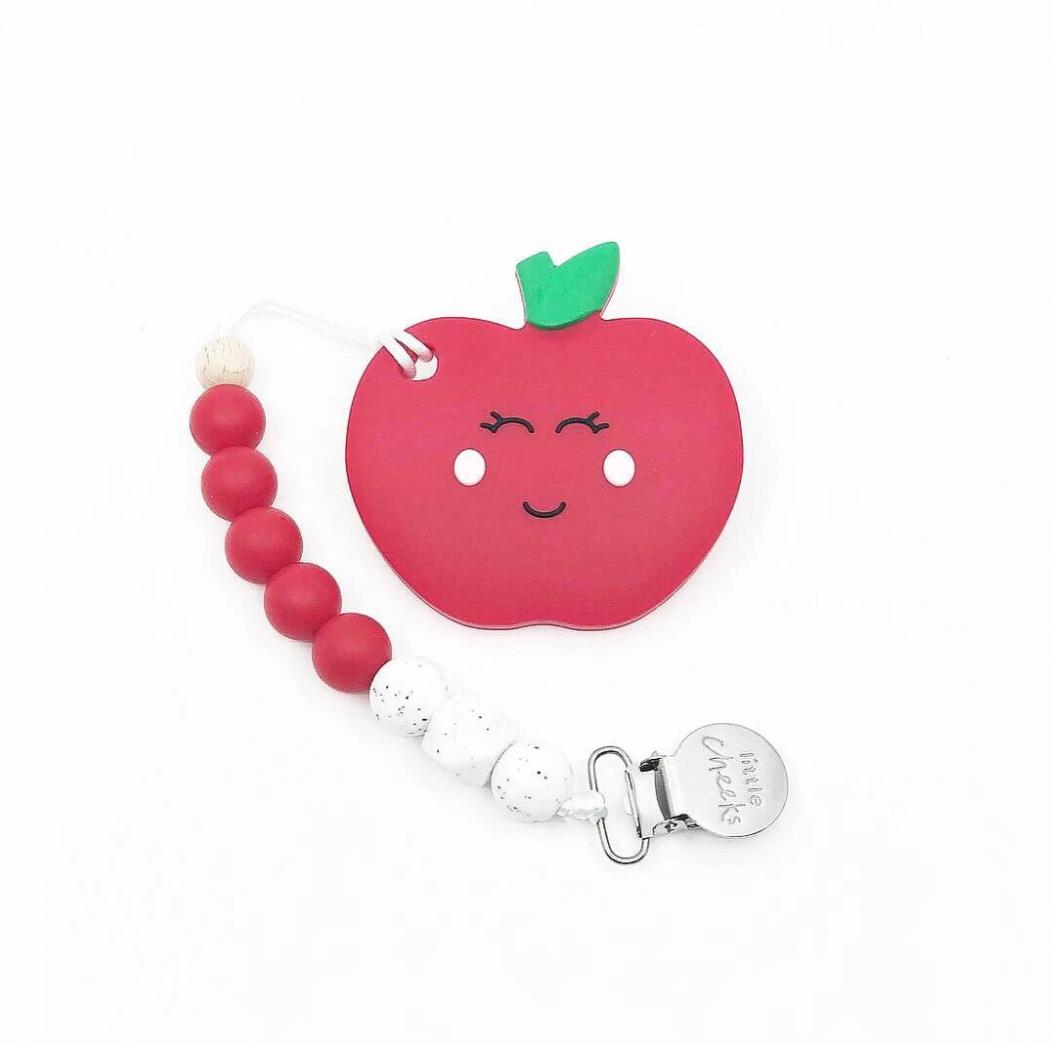 Little Cheeks | Apple Clip
