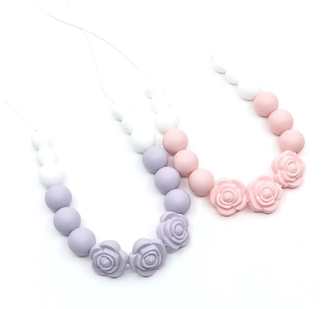 Little Cheeks | Flower Necklace