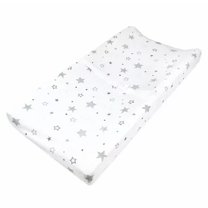 American Baby Company | Changing Pad Cover | Stars