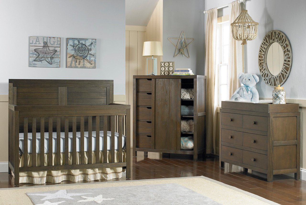 Ti Amo | Castello | Full Panel Crib