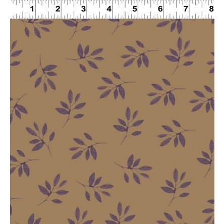 LC Bohemian Chic Dk Taupe - 2 yds