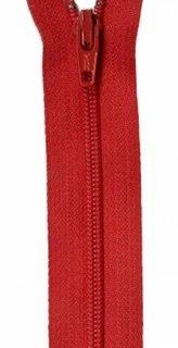 22 inch Zipper - 730 Red River