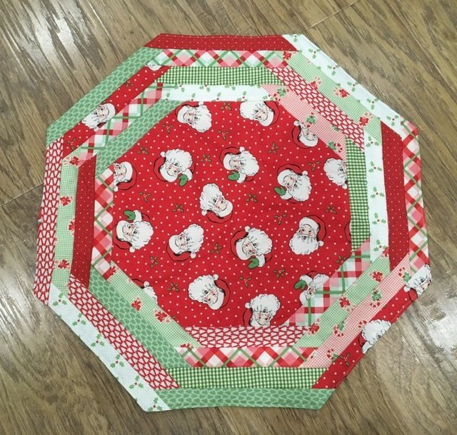 Swell Christmas CP Tablemat