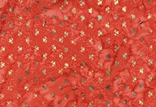 Hoffman Batiks - 2152 469 Nasturtium