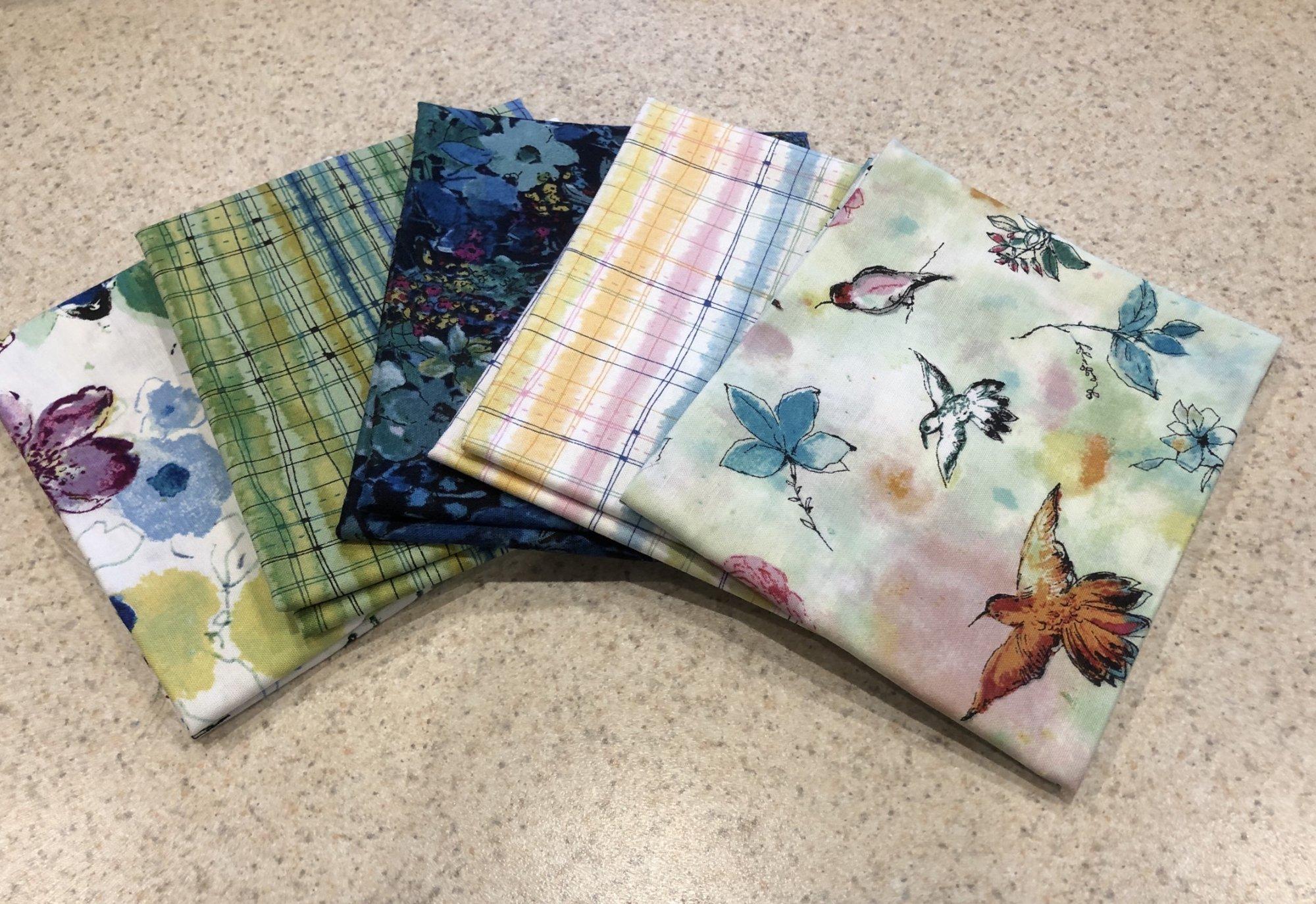 Bloom Bloom Butterfly #1 - Five Pack