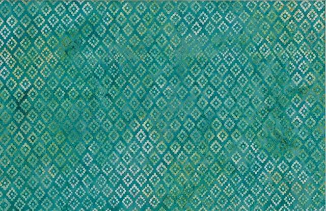 Hoffman Batiks - MR18 61 Turquoise