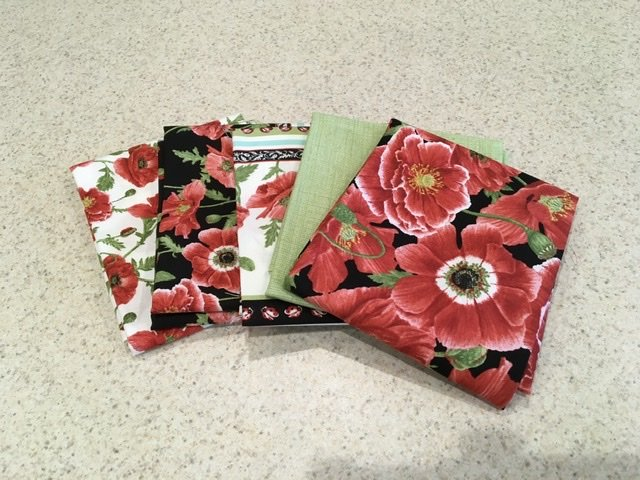 Poppies - Five Pack