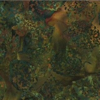 Hoffman Batiks - 2133 66 Leaves Autumn