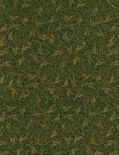 Holiday Metallic (Echo) Filagree - Green