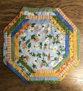 Fresh As A Daisy CP Tablemat (Pattern Sold Separately)