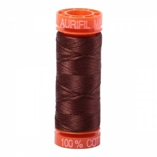 Small Aurifil - 2360 Chocolate