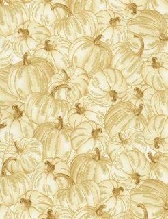 Harvest Metallic - CM7696 Pumpkins