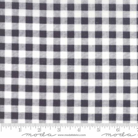 Farmers Daughter Charcoal Gingham