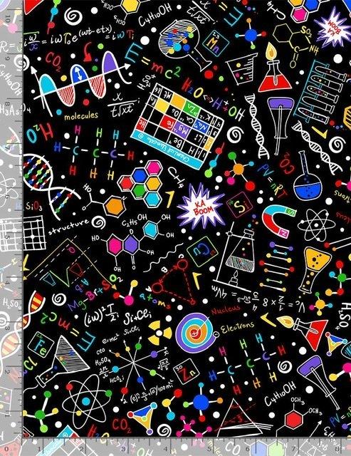 S.T.E.M. - Science Doodles C8249